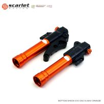 BOTTOM SHOCK SCARLET S10 MOTOR N MAX ORANGE