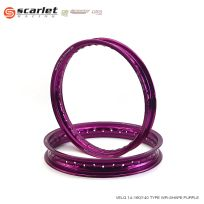 VELG SCARLET 14160140 WR SHAPE PURPLE
